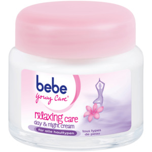 Bebe Young Care Relaxing Care Day & Night Cream 50ml