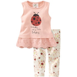 Baby Top und Leggings