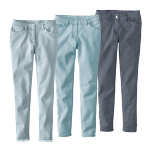 UP2FASHION  	   Jeans, gestreift