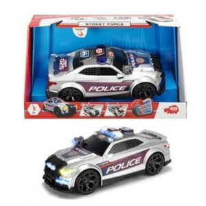 Dickie Toys - Street Force Police