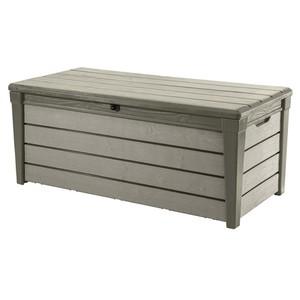 Tepro Auflagen-und Universalbox Brushwood 455,0L 145x69,7x60,3 cm taupe