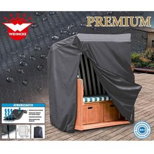 Premium Schützhülle für Strandkorb 130 x 100 x 170/134 cm