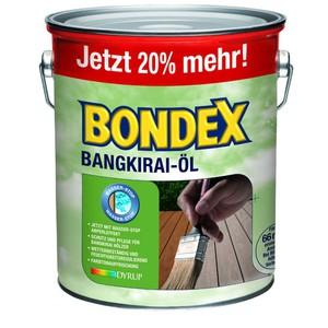 Bondex Bangkirai-Öl 3,0 Ltr.