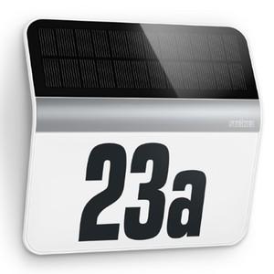 Steinel Solar Ausssenleuchte XSOLAR LH-N Edelstahl