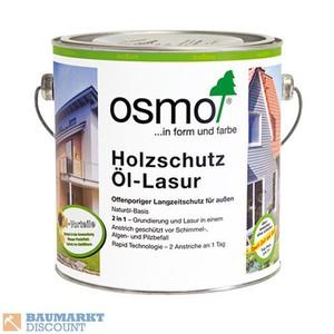 Osmo Holzschutz Öl-Lasur 0.75 L 707 Nussbaum