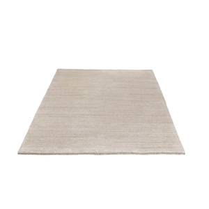 Handgeknüpfter Berber CASABLANCA 60 x 90 cm in Grau meliert