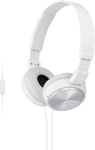 Sony MDR-ZX 310 APW Kopfhörer mit Kabel weiß