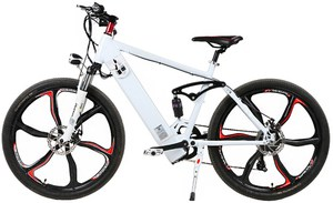 Trade4Less E-Bike 21 Gang Shimano
