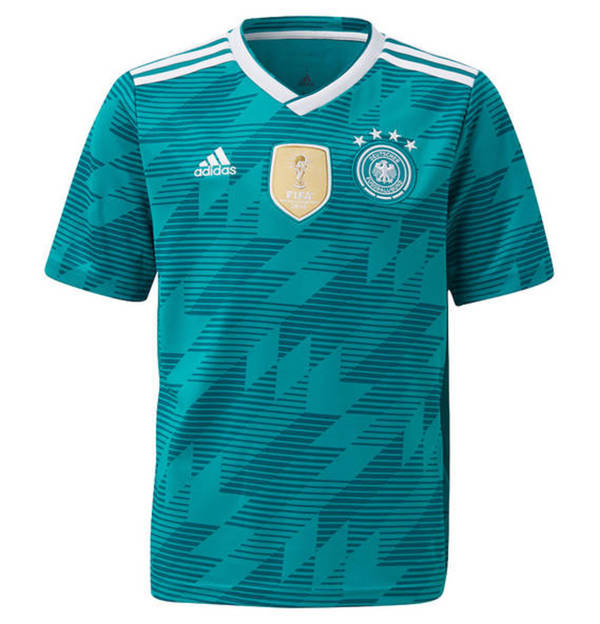 adidas deutschland trikot away dfb wm 2018 f r kinder. Black Bedroom Furniture Sets. Home Design Ideas