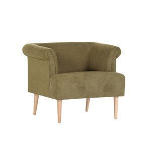 Sessel SWING Stoffbezug Grün