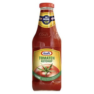 Kraft Tomatenketchup jede 750-ml-Flasche