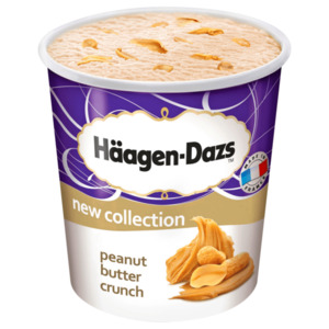 Häagen-Dazs Peanut Butter Crunch 460ML