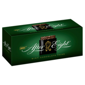Nestlé After Eight oder Choco Crossies