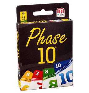 MATTEL             Phase 10 Basis Kartenspiel