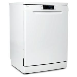 MEDION Geschirrspüler MD 37330, Reinigungs- und Trockenwirkung A, 7 Reinigungsprogramme - Energieeffizienzklasse A++, weiß