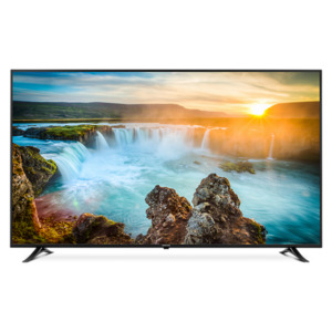 MEDION LIFE X18175 Smart TV, 189,3 cm (75') Ultra-HD, DTS Sound, integrierter Subwoofer, Wlan