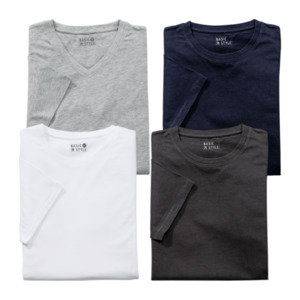 STRAIGHT UP  	   T-Shirt Basic-Style