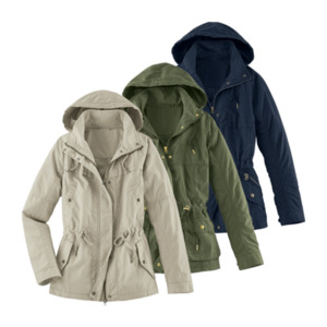 UP2FASHION  	   Sommer-Parka