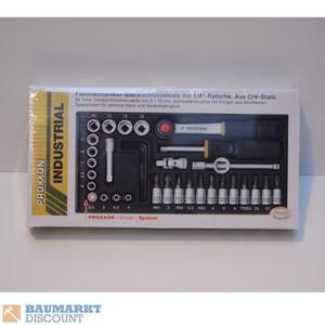 Proxxon Steckschlüsselsatz 1/4 36 TLG NR. 23080 ´´