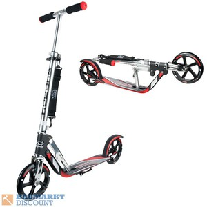 Hudora Scooter Big Wheel RX-Pro 205 rot/schwarz