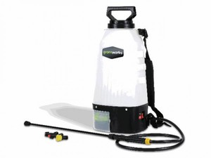 Greenworks Rückensprühgerät 24 V ,  ohne Akku und Ladegerät