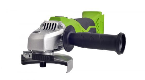 Greenworks Winkelschleifer Akku 24 V ,  ohne Akku und Ladegerät