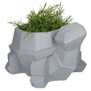 Design-Blumentopf Schildkröte