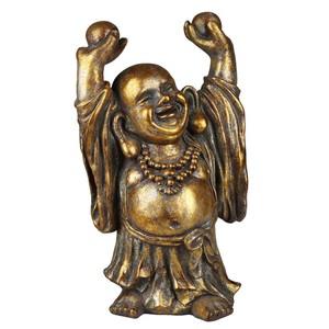 Dekofigur lachender Buddha
