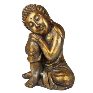 Schlafende Buddha Figur