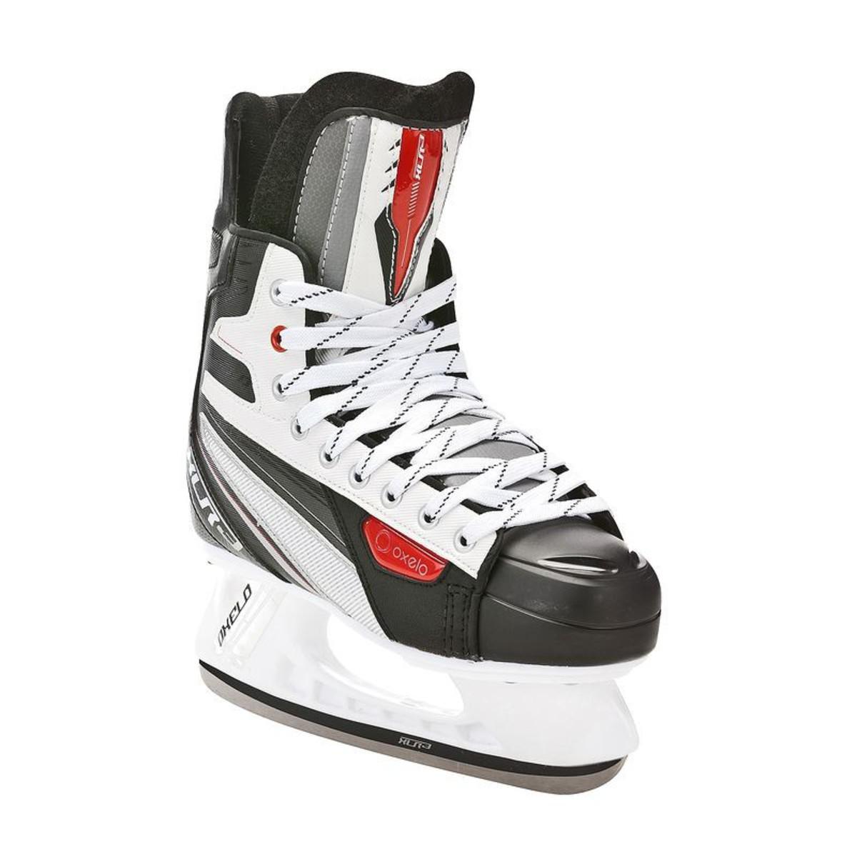 Bild 1 von OXELO Eishockey-Schlittschuhe XLR 3 Erwachsene , Größe: 41