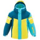 Bild 3 von WED´ZE Skijacke 300 Kinder blau/gelb, Größe: 3 J. - Gr. 95