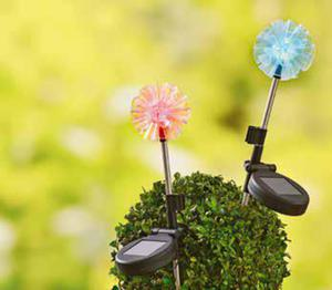"Garden Dream LED-Solarlampe ""Pusteblume"""