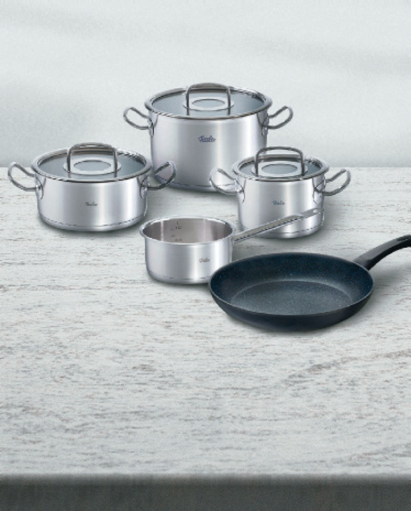 Fissler Original Profi Collection Topfset 4 Teilig Inkl Pfanne Von