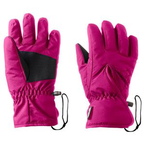Jack Wolfskin Handschuhe Kinder Easy Entry Glove Kids 140 violett