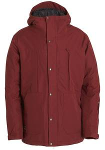 Billabong North Pole - Snowboardjacke für Herren - Rot