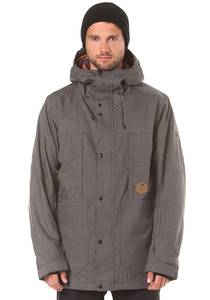 Billabong North Pole Insulated - Snowboardjacke für Herren - Grau