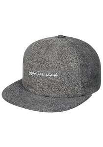 Quiksilver Pinches - Snapback Cap für Herren - Schwarz
