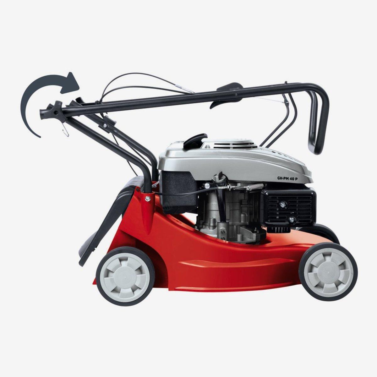 Bild 3 von Einhell Benzin-Rasenmäher GH-PM 40 P 1,6 kW