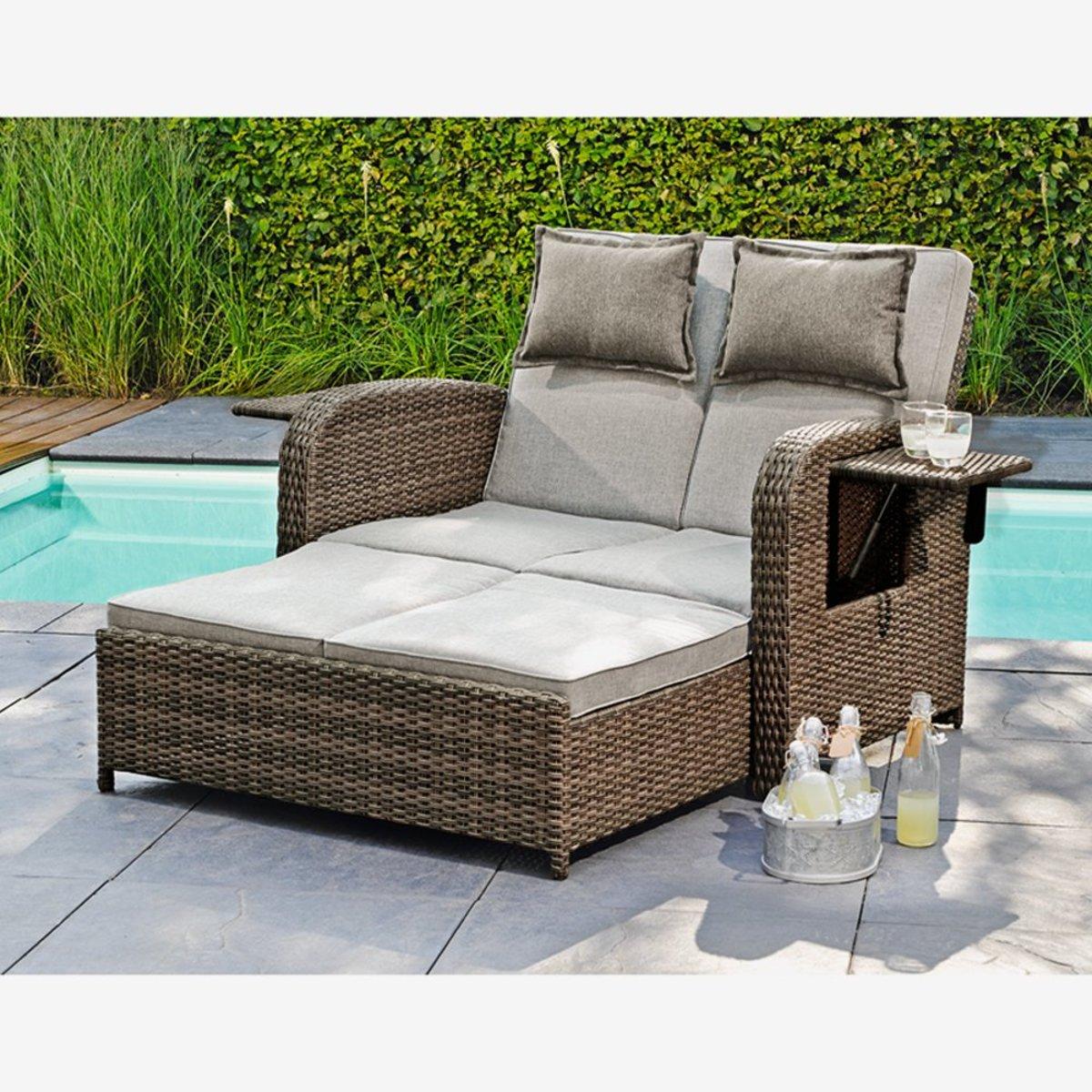 "Bild 3 von Multifunktions-Sofa ""Trinidad"" 117 x 90 x 90 cm"