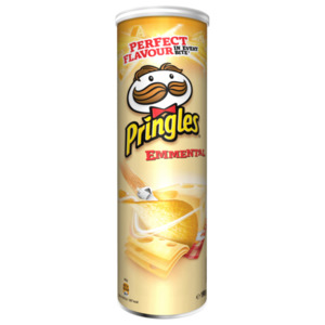 Pringles Emmental Cheese 190g
