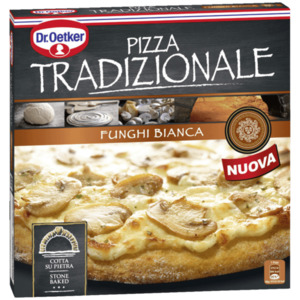 Dr. Oetker Tradizionale Funghi Bianca 370g