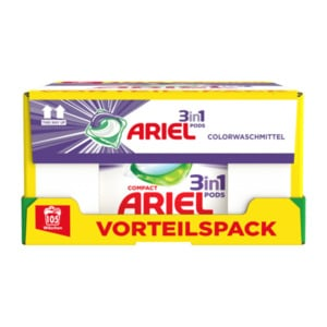 Ariel 3in1 Pods Colorwaschmittel
