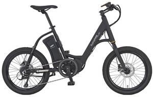 E-Bike Alu-Kompaktrad 20 NAVIGATOR Compact S Prophete
