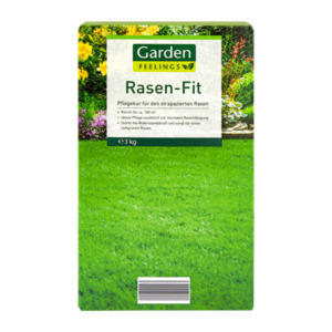 GARDEN FEELINGS  	   Rasen-Fit