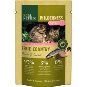 Real Nature Wilderness Kitten 12x85g
