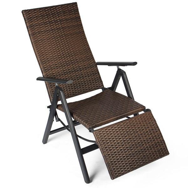 park alley polyrattan relaxsessel braun von norma f r 79 99 ansehen. Black Bedroom Furniture Sets. Home Design Ideas