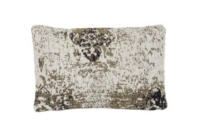 Kayoom Nostalgia Pillow 285 Olive 40cm x 60cm