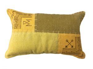 Kayoom Lyrical Pillow 210 Multi / Gelb