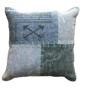 Kayoom Lyrical Pillow 210 Multi / Blau
