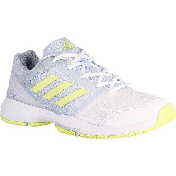 ADIDAS Tennisschuhe Barricade Club Multicourt Damen weiß, Größe: 36 2/3